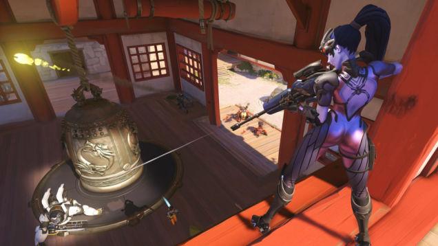 Overwatch: game bắn súng của Blizzard giới thiệu nhân vật mới