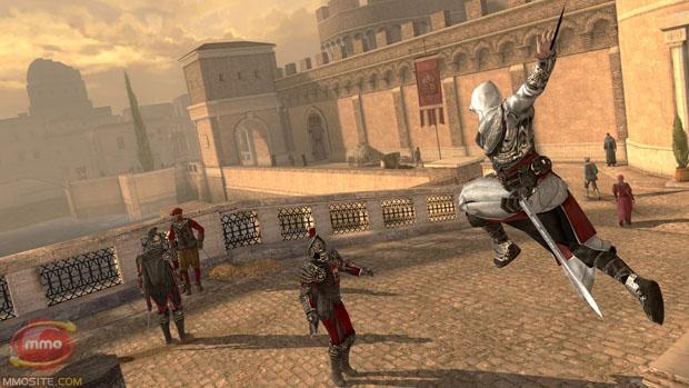 Assassin's Creed sẽ có phiên bản MMORPG trên di động