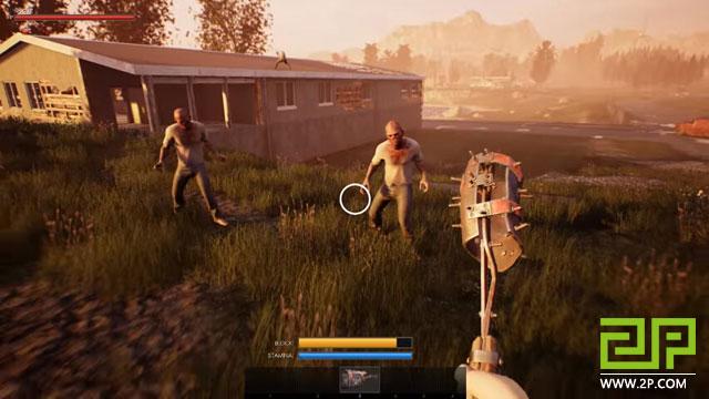 Lifeless - Game online cho phép bạn 'chặn họng' zombie