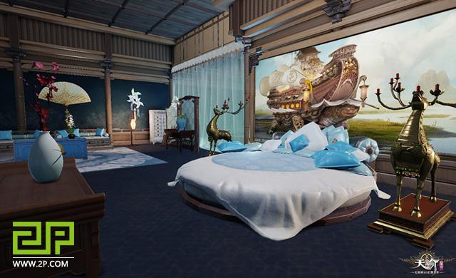 Game bom tấn Thiên Dụ mở tính năng cho game thủ tắm chung với người khác