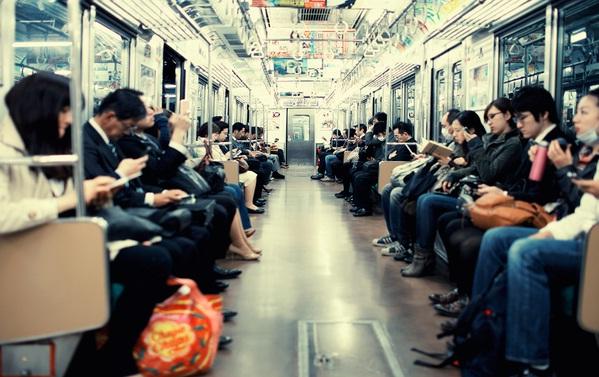 Xuất hiện tựa game Nhật bắt bạn phải đi tàu điện mới được phép chơi