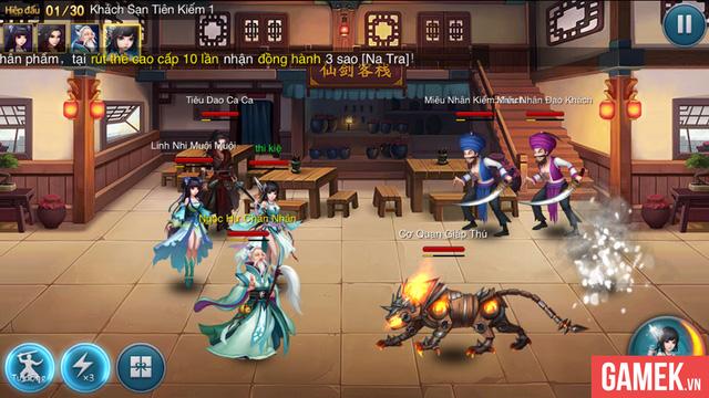 Trải nghiệm Chân Long Mobile - Phiên bản mới của Chân Long Giáng Thế