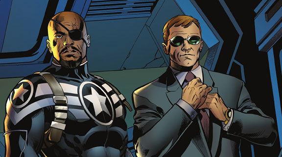8 nhân vật truyện tranh comic vốn không có nguồn gốc từ comic
