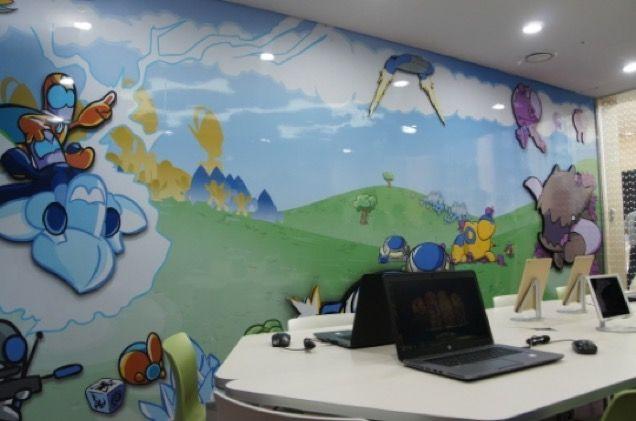 """Blizzard mở """"quán game"""" trong bệnh viện Hàn Quốc, cho chơi miễn phí"""