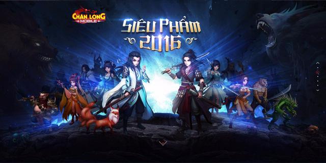 Chân Long Mobile cán mốc nửa triệu người chơi, tặng VIPcode tri ân game thủ