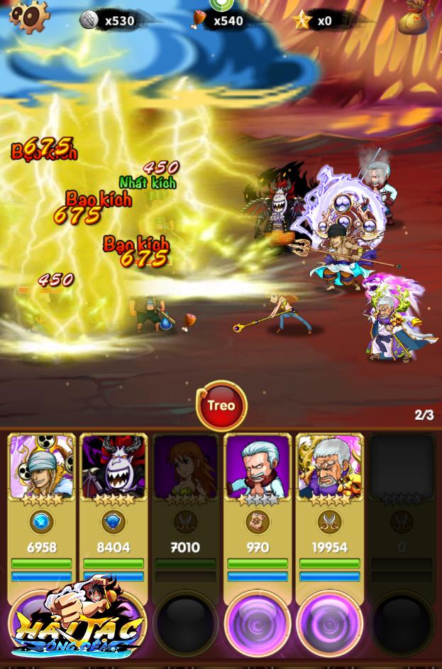 Hình ảnh khác biệt mang lại một trải nghiệm mới lạ cho người chơi