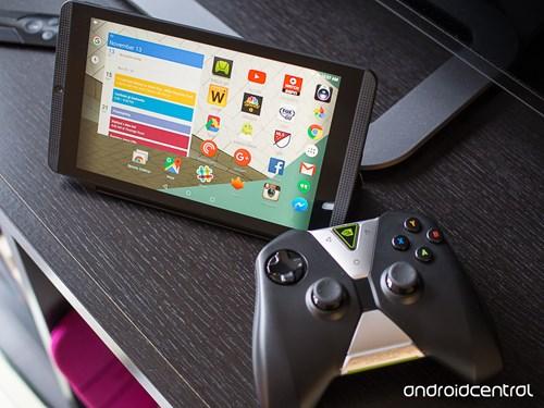 Sẽ không có sản phẩm tiếp nối chiếc tablet chơi game nVidia Shield.