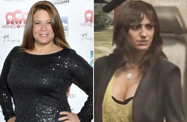 Karen Gravano và Andrea Bottino trong GTA V.