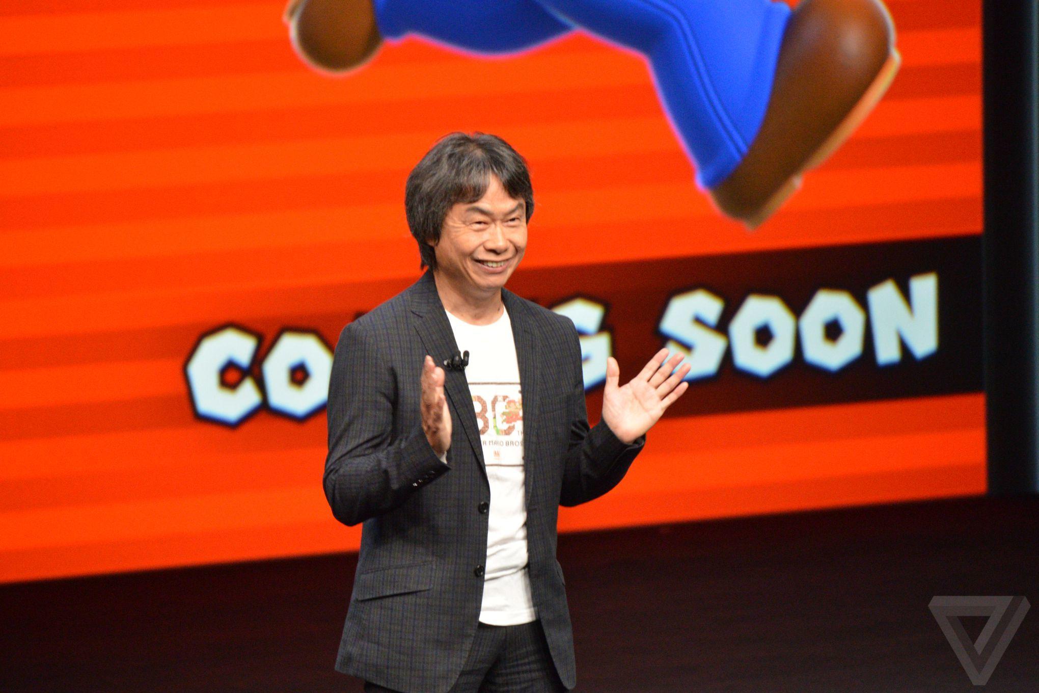 Nintendo bất ngờ công bố Super Mario Run - game Mario chính chủ đầu tiên cho iOS