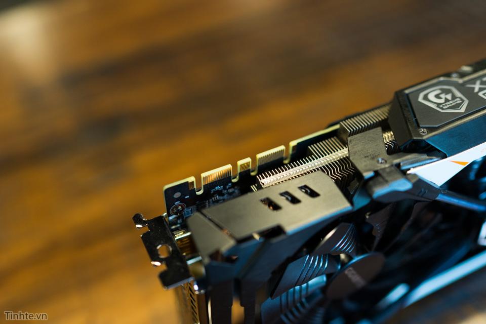 Đánh giá card màn hình GIGABYTE GTX 1070 XTREME GAMING: Ranh giới giữa FullHD và 4K