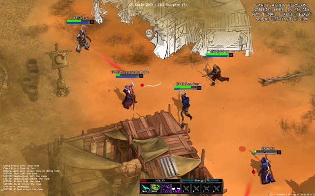 Cận cảnh Das Tal - Game nhập vai kỳ dị phong cách Diablo