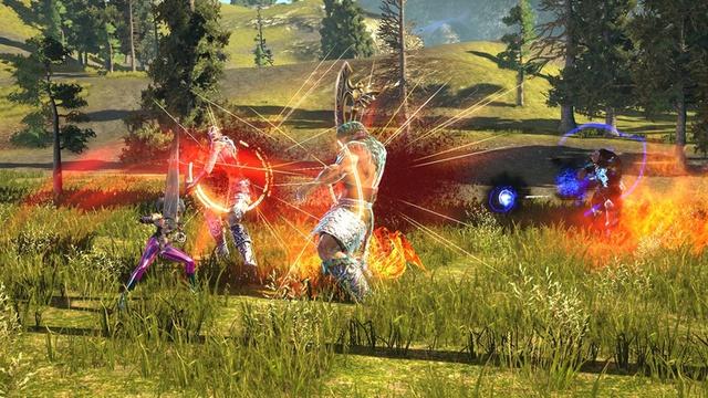 Đánh giá Otherland - Game online mang phong cách GTA