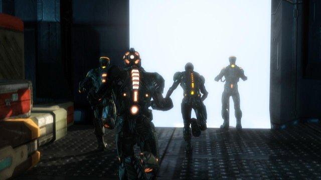 Line of Defense - Game chiến tranh vũ trụ hấp dẫn chuẩn bị mở cửa