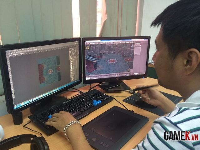 Mộng Võ Lâm mang niềm tin rằng game Việt không thua kém nước ngoài.