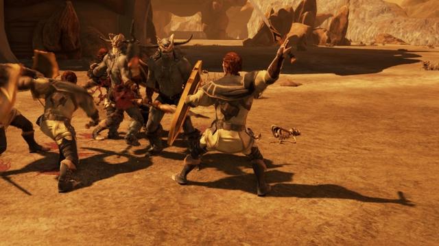 Đánh giá Skara - the Blade Remains: Game online hành động đầy tiềm năng
