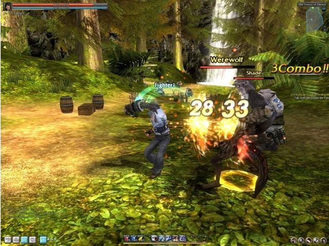 Đánh giá Divine Souls - MMORPG hành động miễn phí trên Steam