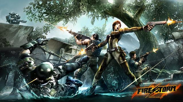 FireStorm 2 - Game online TPS mới được mua về Việt Nam