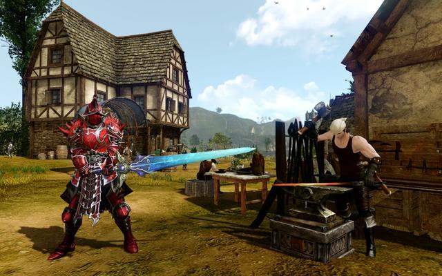 Game thủ Việt gọi nhau chơi siêu phẩm ArcheAge mở miễn phí