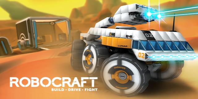 Đánh giá Robocraft: Game online đua xe bắn súng đáng chú ý