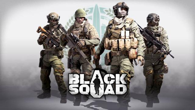 """Đánh giá Black Squad: """"Call of Duty"""" của người Hàn"""
