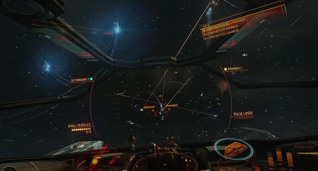 Cơ hội thử nghiệm Elite: Dangerous đến gần game thủ Việt