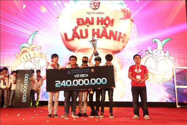 Game thủ kiếm tới 240 triệu VNĐ nhờ chơi Củ Hành