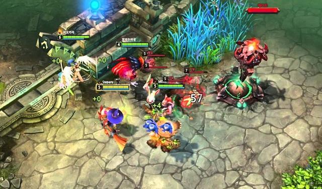 Cơ hội tốt cho gamer Việt chơi Core Masters - MOBA hấp dẫn