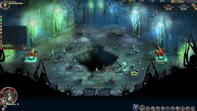 Might & Magic Heroes Online vừa mở cửa đã thu hút đông đảo gamer Việt