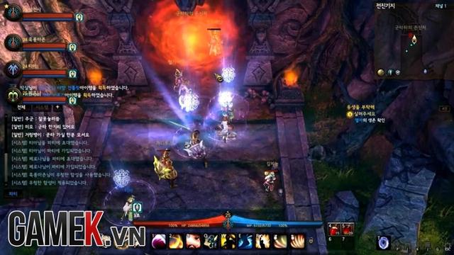 Chơi thử game bom tấn Elite Lord of Alliance trước khi về Việt Nam
