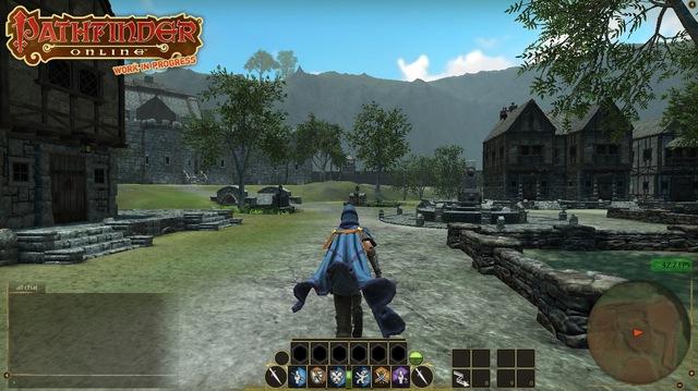 Pathfinder - Game online độc đáo sẽ mở cửa đầu năm 2015