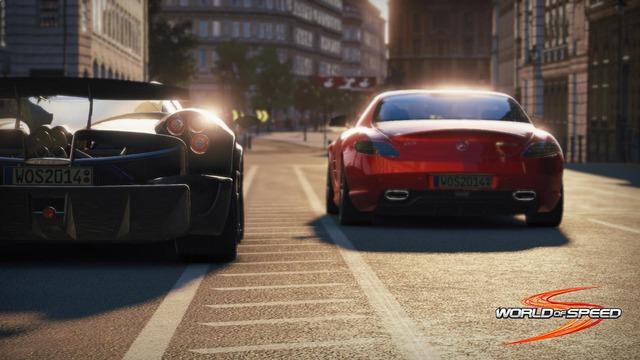 World of Speed tiếp tục nhá hàng screenshot cực đẹp