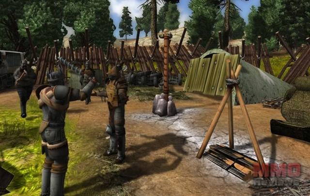 Xsyon - Game online Trung Cổ hấp dẫn mở cửa miễn phí