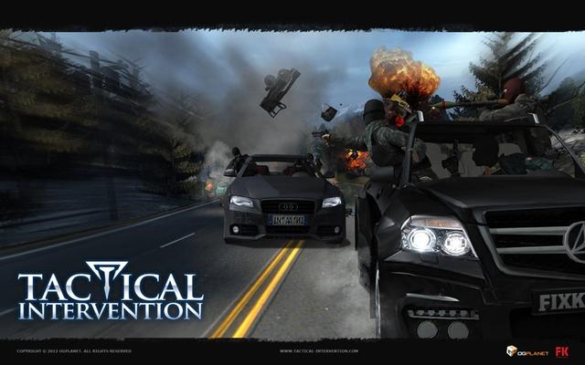 Tactical Intervention - Tựa game bắn súng do chính studio của Lê Minh phát triển
