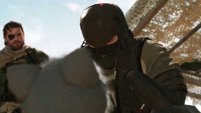 Cận cảnh gameplay siêu phẩm Metal Gear Online