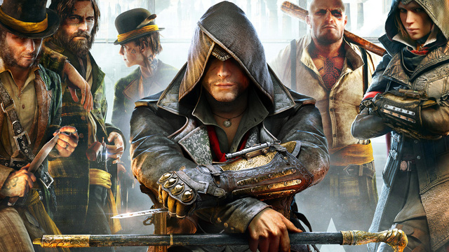 Assassins Creed: Syndicate tung trailer mới toanh