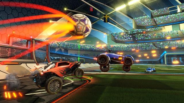 Đánh giá Rocket League - Game đua xe đá bóng cực độc đáo