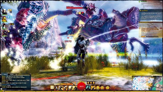 Gamer Việt chết mê chết mệt game trả phí Guild Wars 2 1