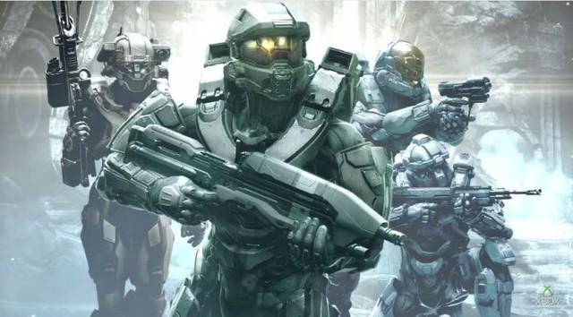 Halo 5: Guardian bùng nổ tại họp báo Microsoft