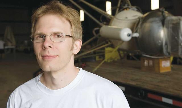 Cha đẻ Doom và Quake có mặt trong danh sách 10 lập trình viên nổi tiếng nhất