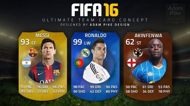 FIFA 16 Ultimate Team chính thức phát hành miễn phí