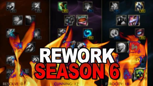 Season 6 - Mọi thứ đã được thay đổi!!!