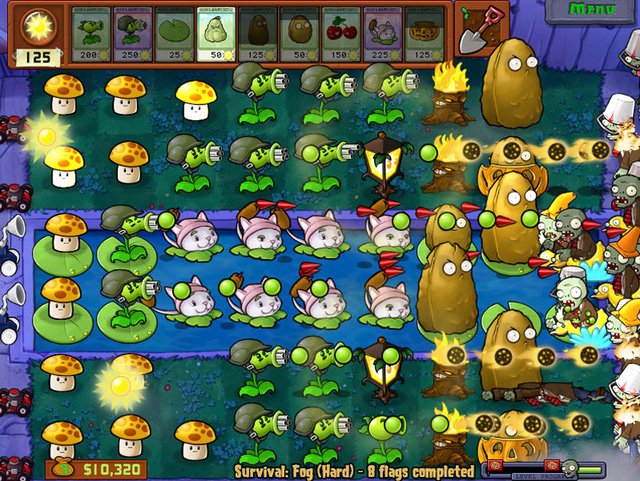 """[GameK Đào Mộ] Plants vs Zombies - Game zombie """"gây nghiện"""" cho game thủ Việt"""