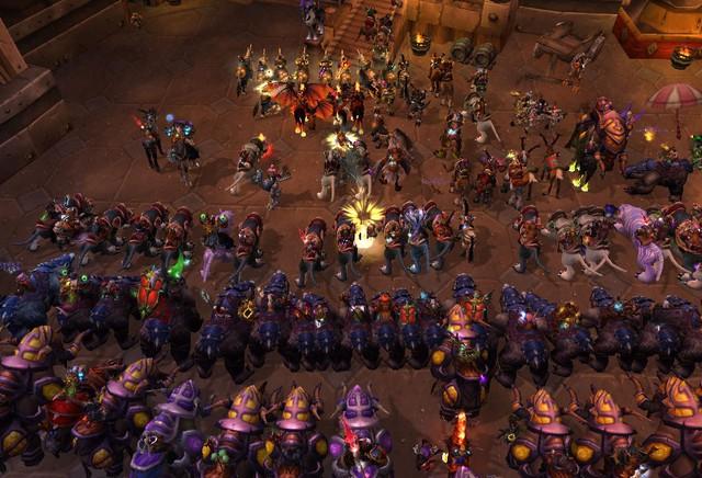 World of Warcraft là một trong những sản phẩm nhập ngoại thành công nhất ở thị trường Trung Quốc