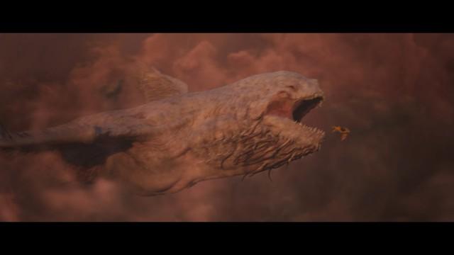 Bom tấn viễn tưởng The Leviathan tung teaser về quái vật khổng lồ