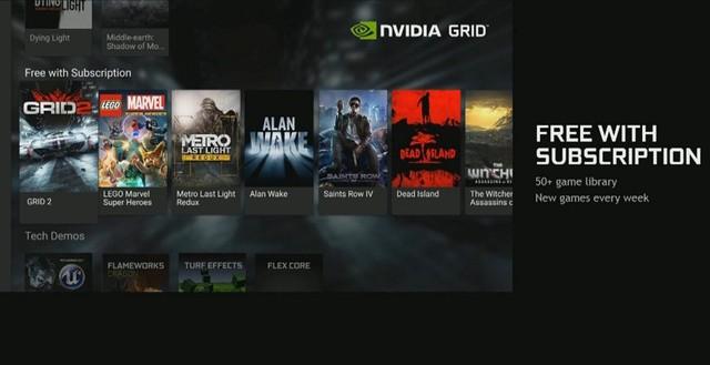 Máy chơi game Nvidia Shield Android TV chính thức lên kệ