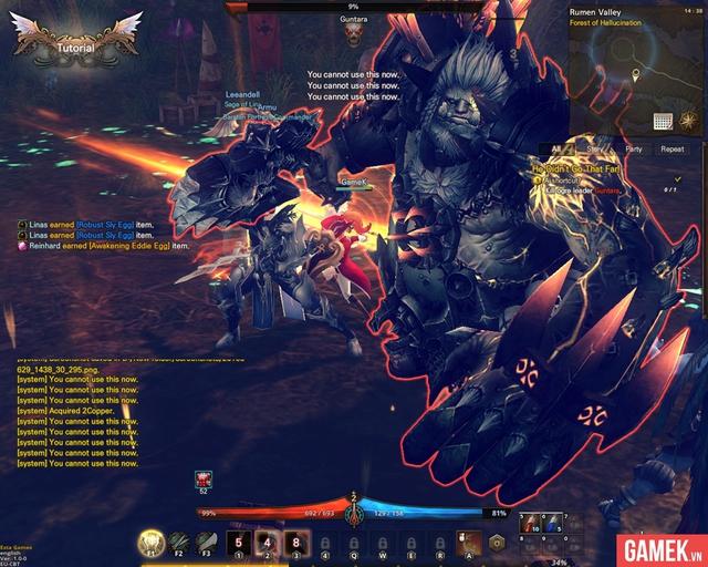 Trải nghiệm Inspirit Online - Bom tấn MMORPG mới ra mắt
