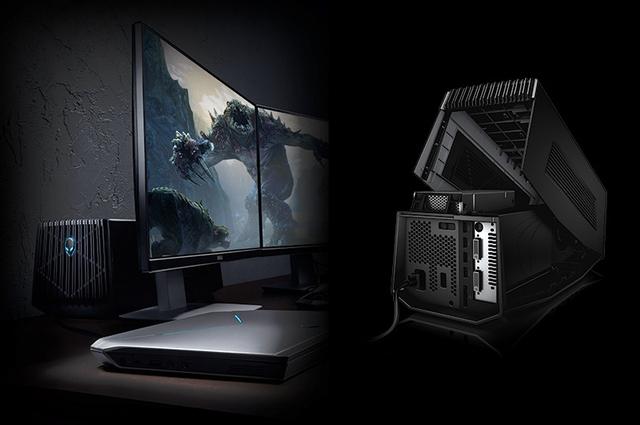 Alienware hé lộ bộ đôi laptop chơi game mới