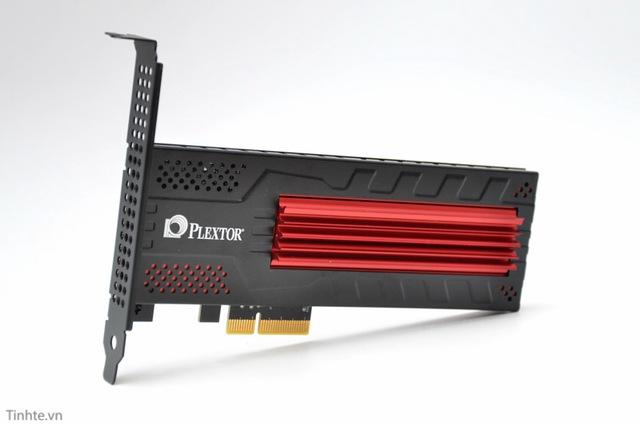 Đánh giá Plextor M6e Black Edition - SSD chuyên dụng cho game thủ