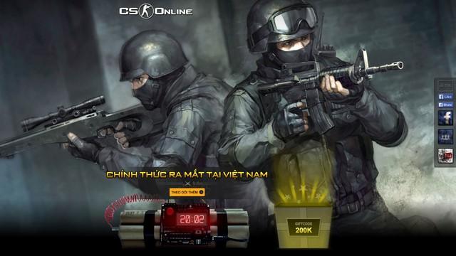 Lê Minh sẽ hỗ trợ đội ngũ vận hành Counter-Strike Online tại Việt Nam