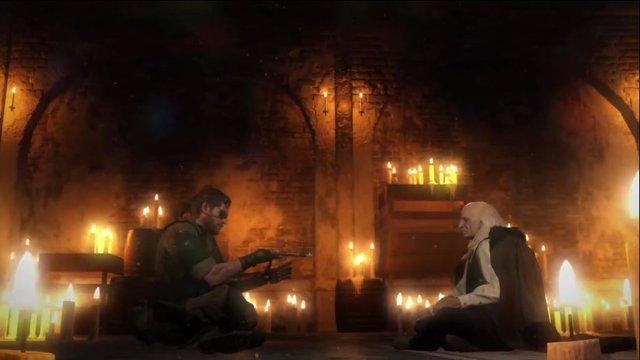 Choáng ngợp đoạn trailer E3 cuối cùng của Metal Gear Solid V